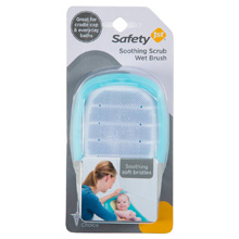 Safety 1st Soothing Scrub Wet Brush