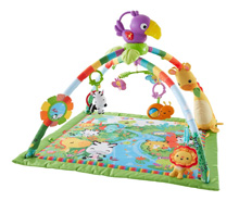 Fisher Price Rainforest™ Music & Lights Deluxe Gym