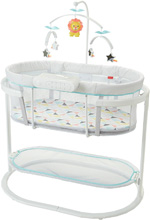 Fisher Price Soothing Motion Bassinet