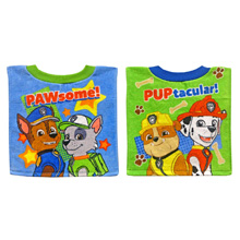 Nickelodeon Paw Patrol Pullover Toddler Bib Set, Boy, 2 Pack