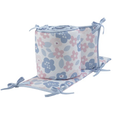 Bedtime Originals Butterfly Meadow 4 Piece Crib Bumper