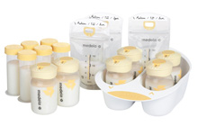 Medela Breastmilk Storage Solution™