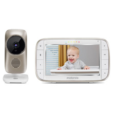 Binatone by Motorola Video Monitor with WiFi 4.3in