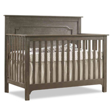 Nest Juvenile Emerson 5 in 1 Convertible Crib in Owl Finish