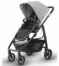 UppaBaby Cruz Stroller, Pascal (Grey)