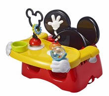 Disney Baby Mickey Mouse Helping Hands Feeding & Activity Seat