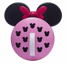 Disney Baby Minnie Mouse Bath Scoop and Storage