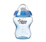 Tommee Tippee Closer to Nature Lil' Sippee Spill- Proof First Cup 4m+ - 9oz BPA Free