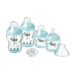 Tommee Tippee Closer To Nature® Newborn Starter Set Blue Extra Value Bpa Free 0m+