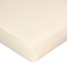Carters Jersey Fitted Crib Sheets - Home Spun