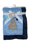 Just Born Rocket Valboa Blanket
