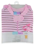 Just Born 2PK Sleep & Play 0-3mth (Pink)