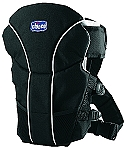 Chicco Ultra Soft Carrier Black
