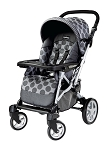 Peg Perego Uno in Pois Grey