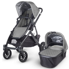 Uppababy Vista 2015 Stroller - Pascal (Grey/Carbon)