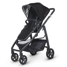 Uppababy Cruz Stroller - Jake (Black/Carbon)