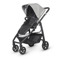 Uppababy Cruz Stroller - Pascal (Grey/Carbon)