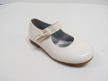 Rachel Amy Shoe in White Smooth
