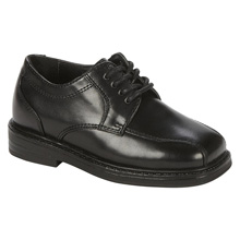Rachel Charles Boys' Dress Oxford in Black