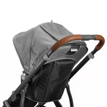 Uppababy Vista Leather Handlebar Covers Saddle Fits Vista 2015