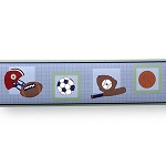 Bedtime Originals Super Sports Wall Border