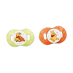 Learning Curve 2PK Infant Pacifier BPA Free 3M+