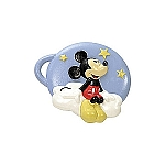 Learning Curve Mickey Mouse Pacifier Attacher