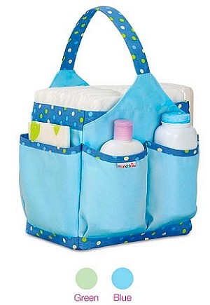 Portable Diaper Caddy
