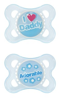 MAM Pacifier Love & Affection 2 +