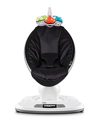 4moms® mamaRoo® infant seat – black classic