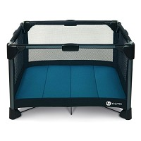 4Moms breeze® Playard Blue