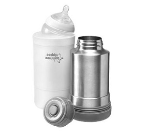 Tommee Tippee Closer to Nature� Travel Bottle & Food Warmer Set