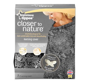 Tommee Tippee Closer to Nature� Nursing Cover