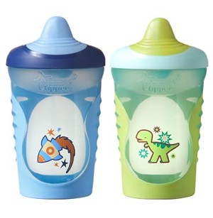 Tommee Tippee Explora Animals Spill Proof Sippy Cups 11oz BPA Free  2pk - 7-12m