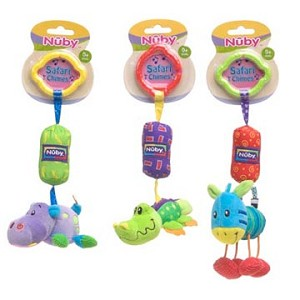 Nuby Safari Chimes�