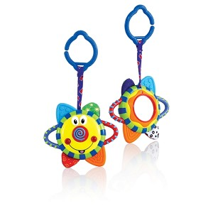 Nuby Funshine� Musical Mirror Toy