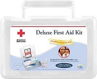 The First Years On-The-Go 54 PC First Aid Kit
