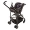 Maxi Cosi Kaia Travel System Black