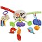 Fisher Price Luv U Zoo� Deluxe Musical Mobile Gym
