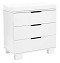 Million Dollar Baby 3 Drawer Changer Modo in White