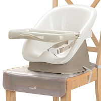 Safety 1st Clean and Comfy Feeding Booster