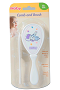 Nuby Comb & Brush Set