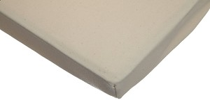 American Baby Company Organic Cotton Interlock Bassinet Sheet