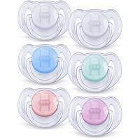 Philips AVENT Translucent Pacifier Toddler