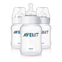 Phillips Avent 3-Pack Bottles