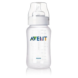 Philips Avent Classic Feeding Bottle 11oz Variable Flow Nipple