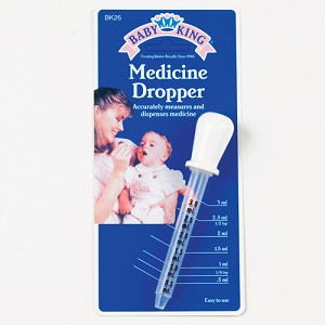 Baby King Medicine Dropper