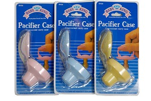 Baby King Pacifier Case