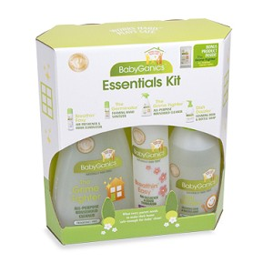 Babyganics Home Essentials Kit