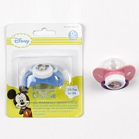 Baby King Disney Pacifier Bpa Free 0+m
